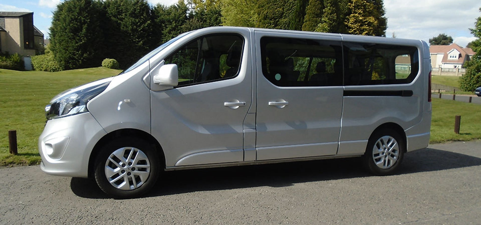 Orca Travel 6 Seater van